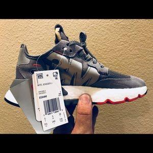 adidas New! NITE JOGGER ORIGINALS Athletic Sneaks